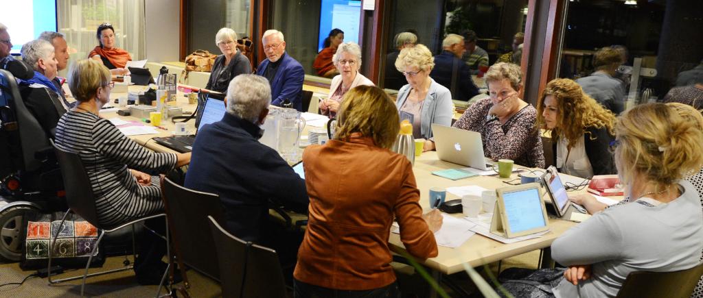 Vergadering van de Participatieraad Zwolle